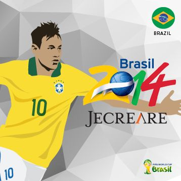 #worldcup #brazil #fifa #football #fifa2014 #brazil2014 #soccer #brasil2014 #france #fifaworldcup #Jecreare #Worldcupjecreare #Countingdown#excited #Worldcup2014 #championsleague #FIFA #legit #winning #football #brazil #goalmachine #Jecreareforworldcup #Jecreare #laliga #worldcup #jakarta #soccerheroes #soccerfans #worldcupforlife #instafootball #instaworldcup #worldcup2014 #footballplayers #webgram #instacool #instagoal #instalife #samba