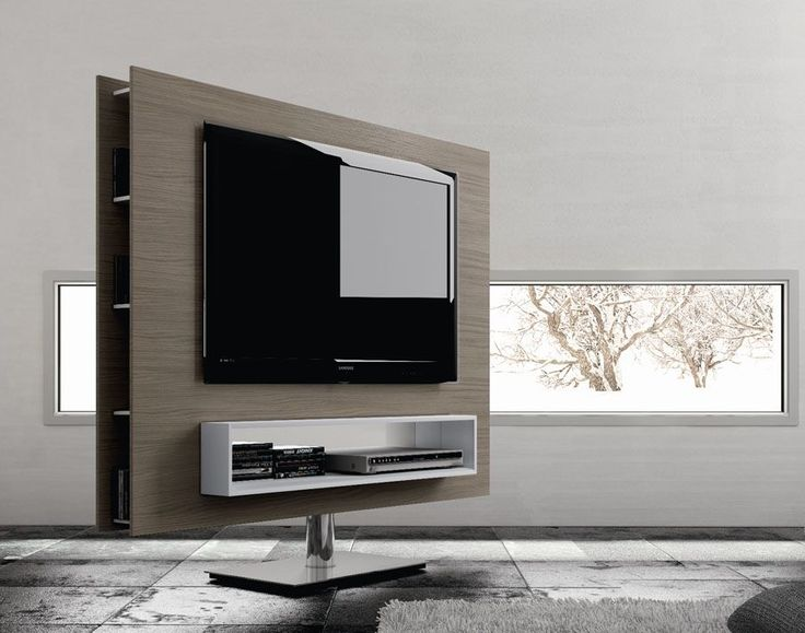 this fantastic modern tv unit from portugal is a simple practical tv stand with a swivelling chromed base u0026 a special space for your cable tvdvd boxes