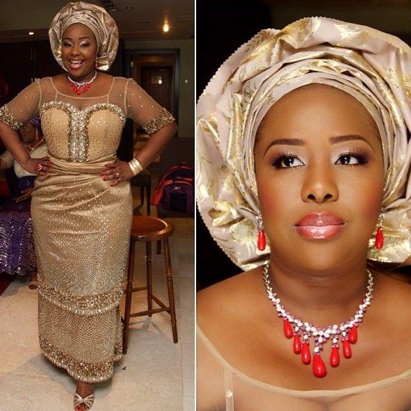 Nigerian Wedding Styles: Nigerian Wedding: Igbo Brides, Traditional Styles