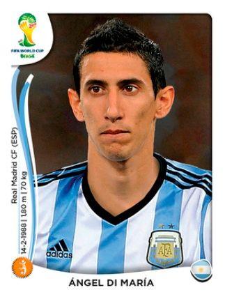 Argentina - Ángel Di María