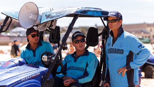 BONDI RESCUE continues to be a fascinating look at Surf Lifesaving each summer at Bondi Beach. Won Most Popular Factual program Logie Award.
