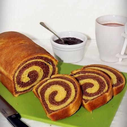Egy finom Sütőtökös-kakaós kalács ebédre vagy vacsorára? Sütőtökös-kakaós kalács Receptek a Mindmegette.hu Recept gyűjteményében!
