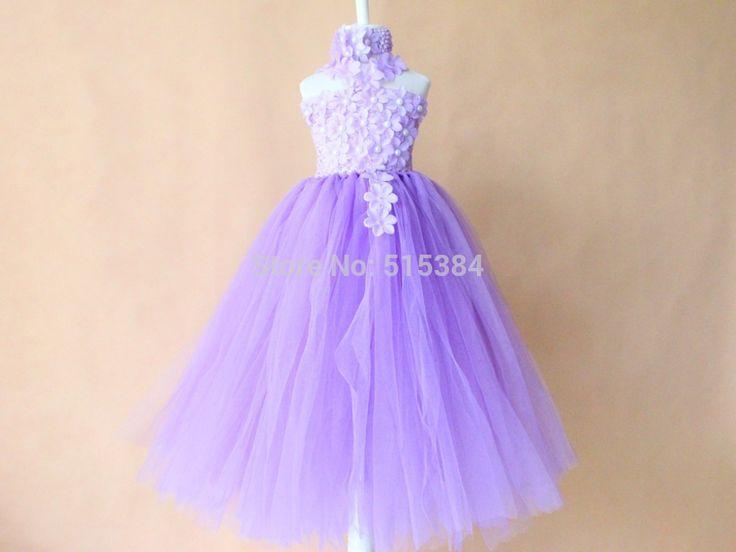 Новый 2014 пушистый туту платье оптовая торговля розничная торговля 2 слоя долго пачки для новорожденных девочек летнее платье 1-6 Т платье девушки принцесса