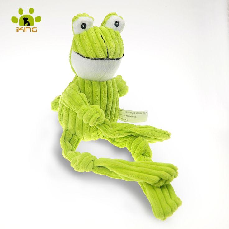 Kermit Plush Toy //Price: $28.49 & FREE Shipping //     #petworld #dog #puppy #pet