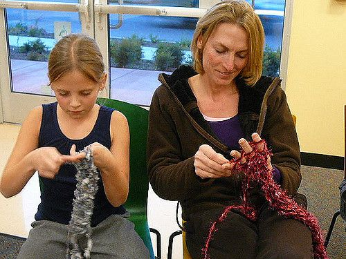 Sewing more than a hobby for mother & daughter