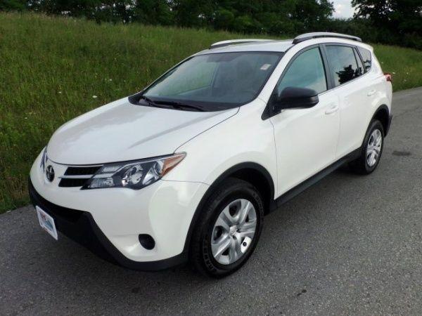 Used 2013 Toyota RAV4 for Sale in Rome, NY – TrueCar