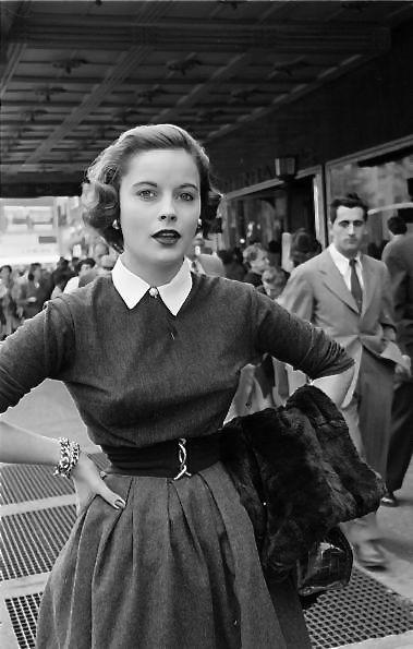 Photo by Lisa Larsen, 1952