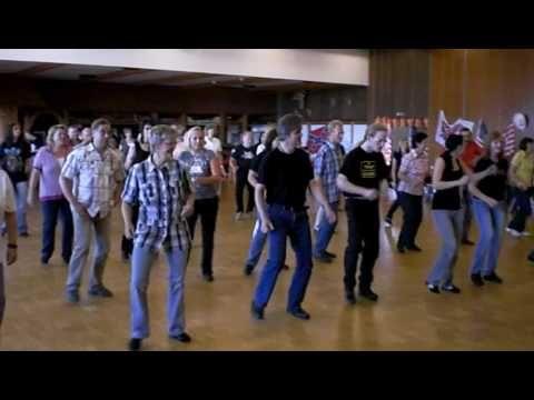 ▶ Cupid Shuffle - Line Dance - YouTube