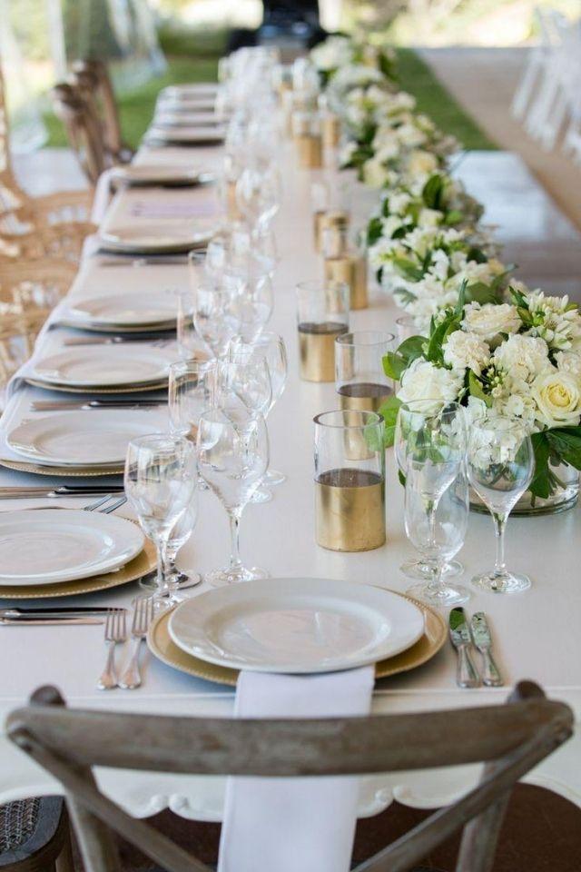 Tischdeko Goldenehochzeit Neu Hochzeit Im Fruhling 57 Ideen Fur Eine Traumhafte Tischdeko O Tischdeko Goldene Hochzeit Hochzeit Deko Tisch Dekoration Hochzeit