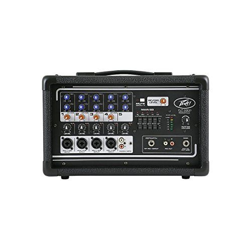 Peavey PV5300 Powered Mixer Peavey http://www.amazon.com/dp/B007DCC9RA/ref=cm_sw_r_pi_dp_F7krwb1K8V9EB