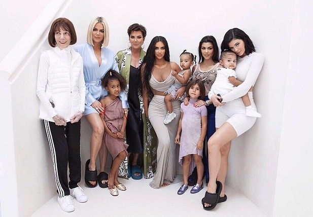 Mj Khloe North Kris Kim Chicago Kourtney Penelope Kylie