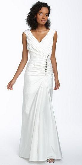 Греческие свадебные платья - ампир