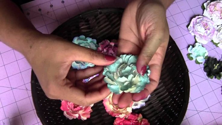 Handmade Wild Roses