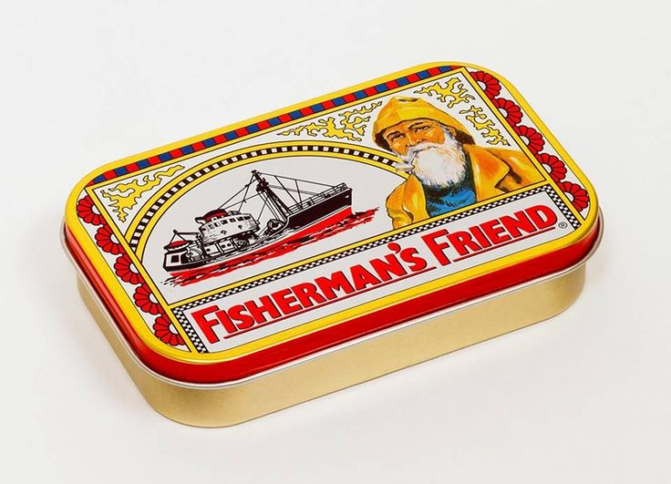 One of our customers said Lord of Goathorn made him think of Fisherman's Friend mints - we see what he means!