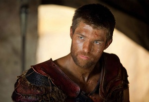Liam McIntyre as Spartacus Spartacus: War of the Damned