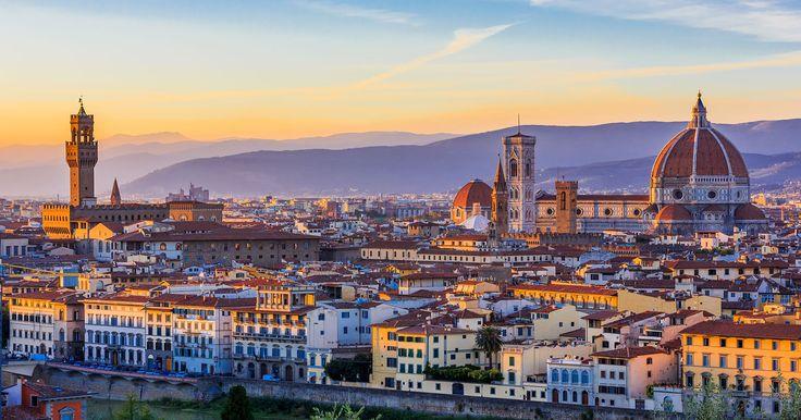 Photo Florence - Italie - copyright shutterstock - Brochure WEEK ENDS Hiver 2015/2016 - Eté 2016