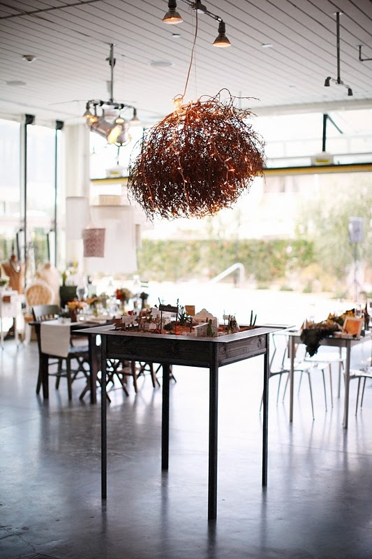 tumbleweed chandelier: Tumbleweed Project, Twinkle Tumbleweed, Light Fixtures, Chandeliers, Pergola Tumbleweed, Tumbleweed Light, Tumbleweed Chandelier, Arizona Weddings