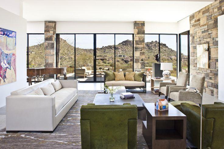 Scottsdale living room chi livingfamily rooms pinterest