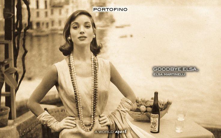 GOODBYE ELSA. ONE OF THE LAST «DOLCE VITA» STAR. ADDIO ELSA. UNA DELLE ULTIME STELLE DELLA «DOLCE VITA». Elsa Martinelli in Portofino (1950) 🐬 #portofino #elsamartinelli