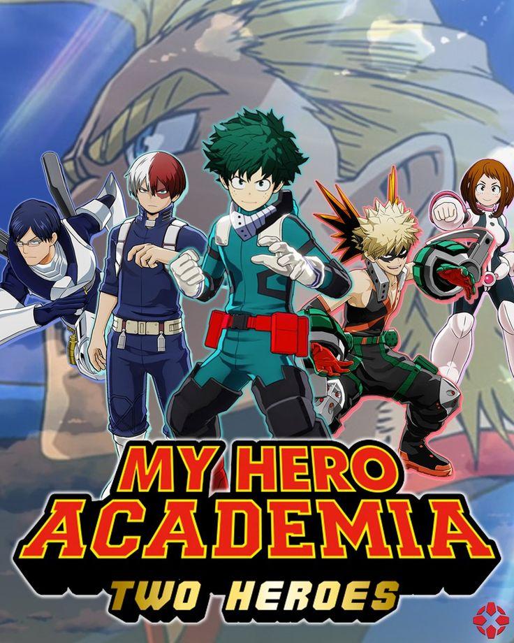My Hero Academia The Movie The Two Heroes  Fox Movies -7084