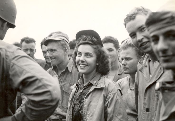 Jane Kendeigh was the first flight nurse in history to set foot upon an active battlefield when she landed on Iwo Jima in support of an aerial evacuation in March 1945. She was also the first flight nurse to land on Okinawa.