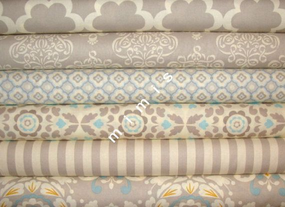 Yard Bundle -Taza Collection / Dena Designs Fabric / 6 Yard Bundle Cotton Quilt Fabric