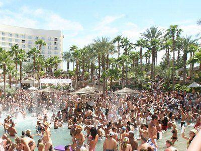 Las Vegas Rehab at Paradise Beach at Hard Rock Hotel