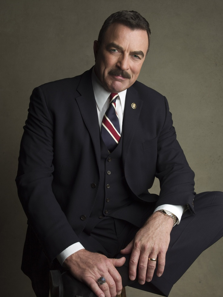 Family Business: Blue Bloods' Tom Selleck, photographed by Patrick Demarchelier for Watch! Magazine.