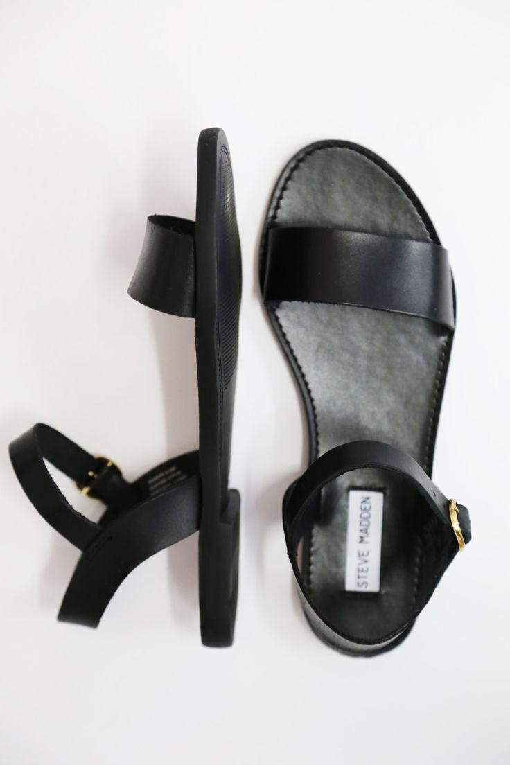 Donddi By Steve Madden {Black} - The Rage - 1