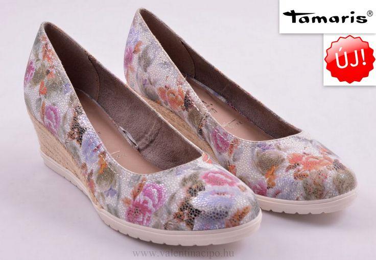 Tamaris női lábbeli a Valentina Cipbőltokban és Webáruházban :)  http://valentinacipo.hu/tamaris/noi/metal/pumps/140262840  #Tamaris #Tamaris_cipőbolt #tamaris_cipő #Valentina_cipőboltok