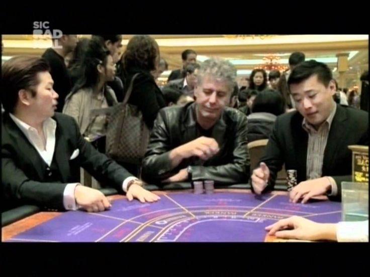 Anthony Bourdain - Não Aceitamos Reserva - Macau Parte 1