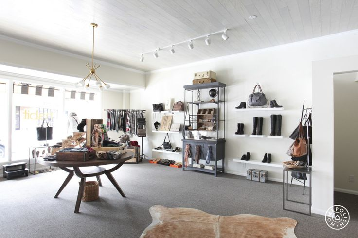 A Luxe Leather Store's Vintage
