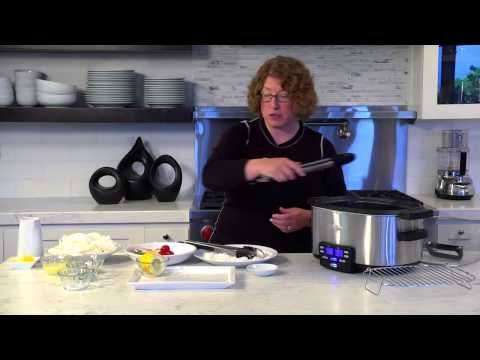 Cuisinart 3-in-1 Cook Central® (MSC-600) Demo Video - YouTube~Cook's Country Winner for Small Slow Cooker (2 people--4 quart)