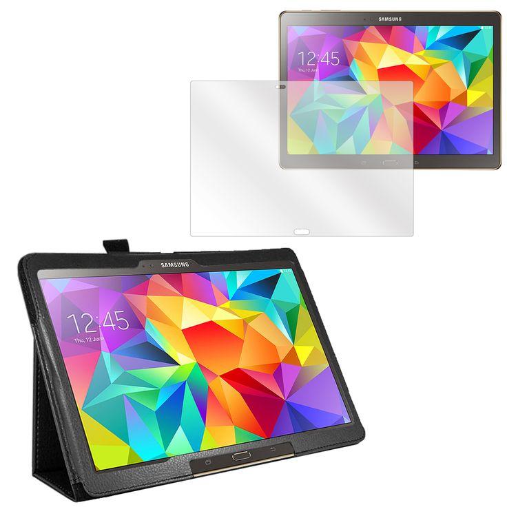 MGear Galaxy Tab S 10.5 (T800) Screen Protector & Folio