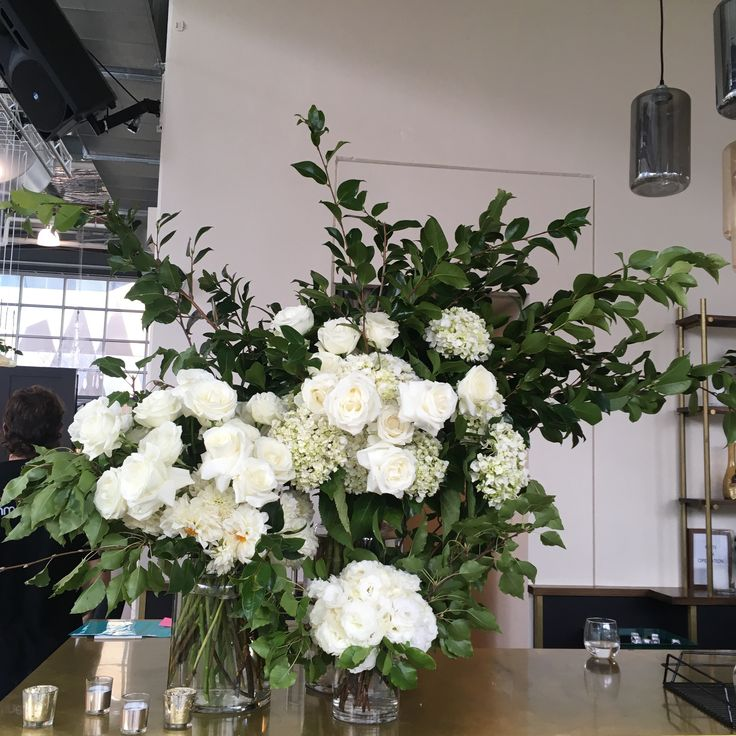 By Flower Jar