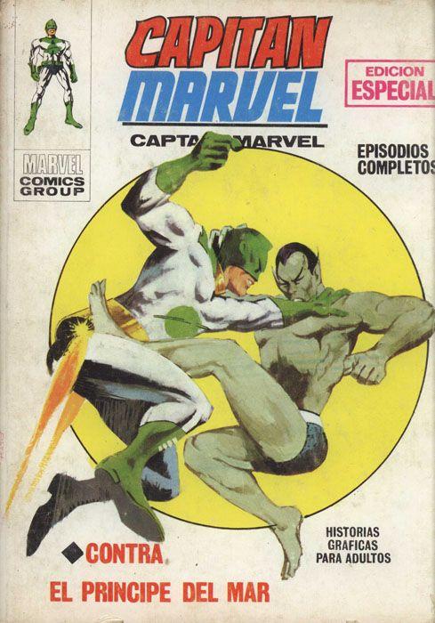 Capitan Marvel V.1 nº 2