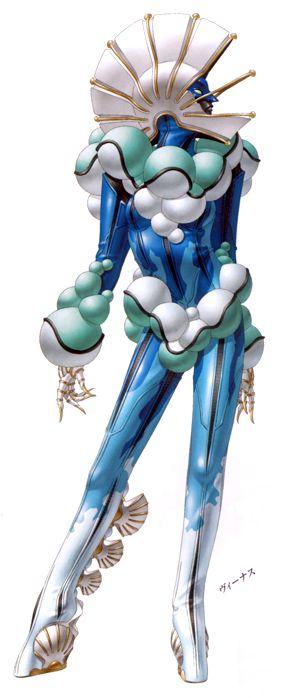Venus - Shin Megami Tensei: Person 2: Innocent Sin (Kazuma Kaneko)