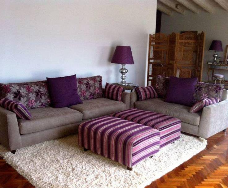Modern living room furniture by Erika Winters Design