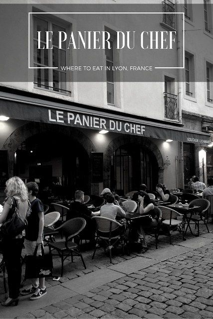 Le Panier du Chef, Lyon, France
