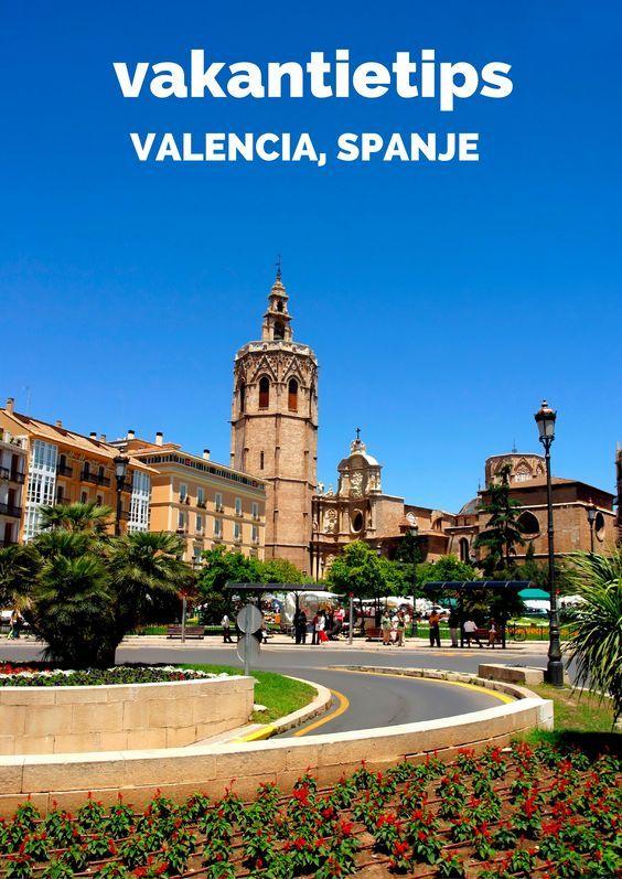Roadtrip Valencia, Spanje? Download hier gratis de leukste vakantietips.