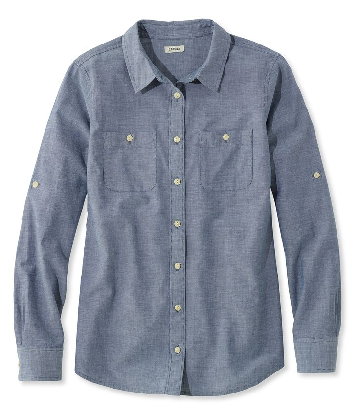 L.L.Bean Madras Shirt
