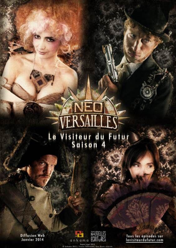 La saison 4 du Visiteur du Futur. Publié le 03/09/13. .