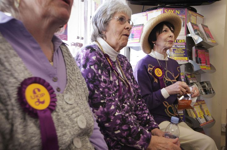 As opinion polls give Ukip a boost, it's time to ask what Britain's third party really wants