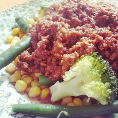 Homemade, Healthy, Happy.: nourishing Bol Sauce in the Thermomix