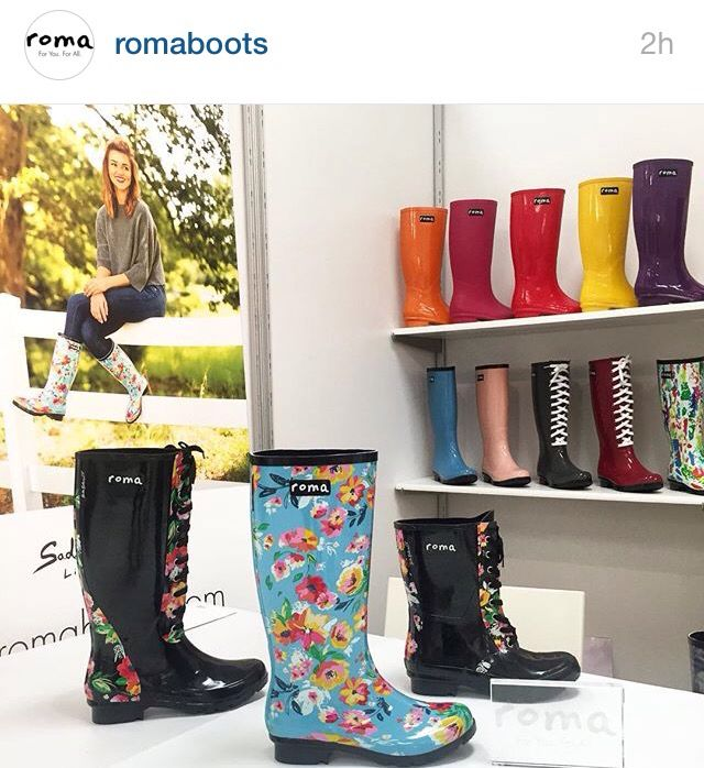 It's here Sadie Robertsons Roma boot collection is out!!