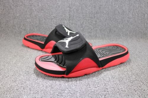 8d57e56d8391cd Popular Jordan Hydro 4 Retro Bred Slide Sandals - Mysecretshoes ...