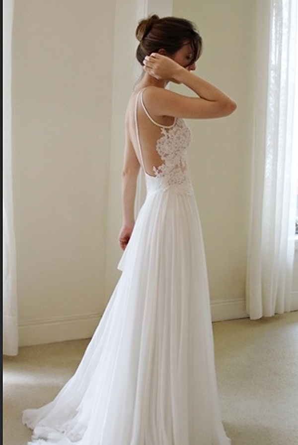 : Backless Wedding Dresses, Wedding Dressses, Lace Wedding Dresses, Backless Dresses, Gowns, Dreams Dresses, The Dresses, Beach Wedding, Open Back