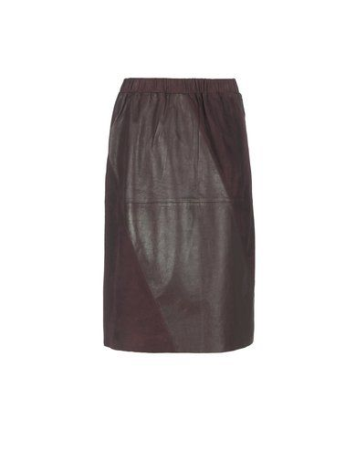 LEATHER AND SUEDE SKIRT http://sellektor.com/user/dualia/collection/sale-a784b7f7-d294-4d7d-ab80-f591c63242e3
