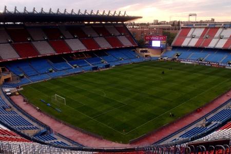 Atletico Madrid, Spain