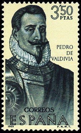 Pedro  de Valdivia - 1969